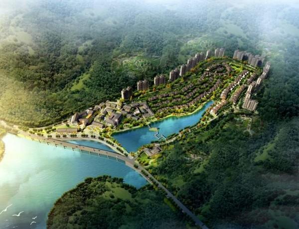 播州古城·湖题墅